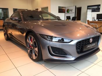 Jaguar F-TYPE 5.0 P450 Supercharged V8 First Edition SPECIAL EDITIONS image 1 thumbnail